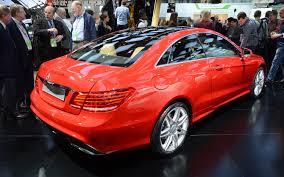 lexus es 250 vs mercedes e class 2014 mercedes benz e class first look automobile magazine