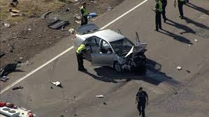 Buckley Afb Map Deadly Crash In Aurora Is 22nd Traffic Fatality This Year Cbs Denver