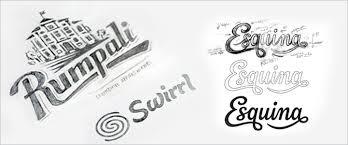 design a logo process 6 process steps to design a logo