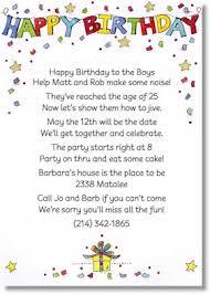 printed write invitation prw8031a