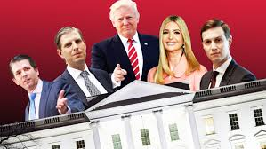 What Is An In Law House Make Nepotism Great Again 20 Families Got Jobs In Trump