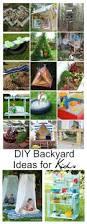 Outdoor Ideas For Backyard Best 25 Diy Backyard Ideas Ideas On Pinterest Backyard Makeover