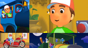 handy manny transports museum disney channel maga