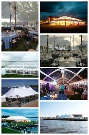 tent rentals in md sailcloth tent 101 my eastern shore wedding