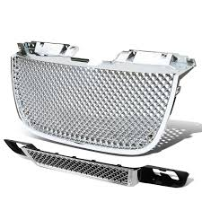 bentley grill chevy yukon yukon denali euro style front grill grille guard