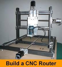 diy cnc router 30 steps