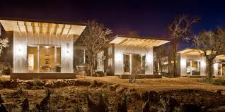 texas ranch homes 4 families built their own ranch made of tiny houses and it u0027s
