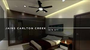 jains carlton creek interior design project by hometrenz interiors