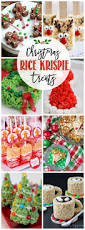 christmas rice krispie treats christmas rice krispie treats