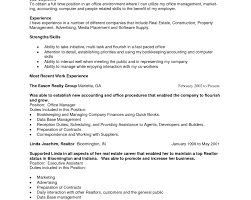 resume real estate amazing realtor resume real estate resume