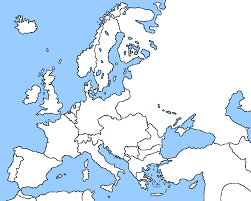 Map Of Mediterranean Europe by Blank Map Of Europe 1890 By Ericvonschweetz On Deviantart