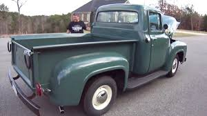 1956 ford f100 for sale in canton ga sold youtube