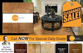 cork clearance sale simplefloors san jose flooring