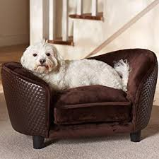 amazon com enchanted home pet ultra plush snuggle bed 26 5 by