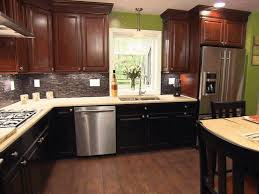 Red Cabinets In Kitchen by Designs Of Kitchen Cabinets Wood Paneled Wall Coo Laminate