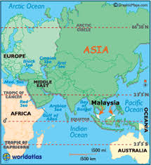 map of countries of asia malaysia map geography of malaysia map of malaysia