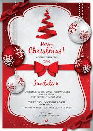 invitation flyer templates free christmas dinner flyer templates u2013 fun for christmas
