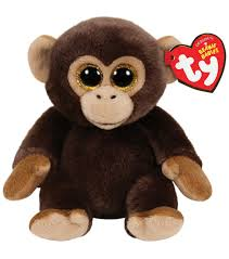 ty beanie babies bananas monkey joann