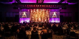 best fundraiser gala entertainment business agency