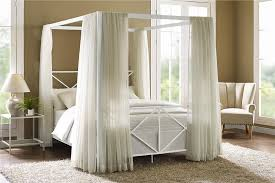 Metal Canopy Bed Iron Metal Canopy Bed Frame Stylish Metal Canopy Bed Frame