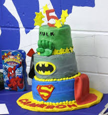 super hero boys birthday cake 529 photo gallery cake ideas
