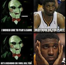 Roy Hibbert Memes - nba memes on twitter roy hibbert s stat line today 0 points 0