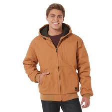 craftsman men s hooded er jacket