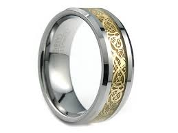 Tungsten Wedding Rings by Tungsten Carbide Rings Unique Mens Wedding Bands On Sale