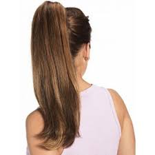 claw hair clip ponytail indian hair