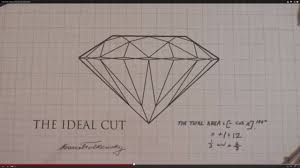 buy kay jewelers online tolkowsky story of the ideal cut diamond from kay jewelers youtube