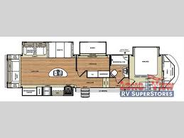 Forest River 5th Wheel Floor Plans Forest River Wildwood Heritage Glen Fifth Wheel 5th Wheel Value
