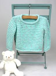 crochet baby sweater pattern baby pullover sweater crochet pattern favecrafts com