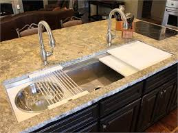 Kitchen  Bar Sink Design Ideas And Products - Kitchen sink ideas pictures
