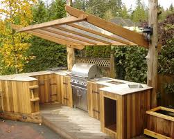 outdoor kitchen backsplash ideas stunning outdoor kitchen ideas on a budget outdoor kitchens