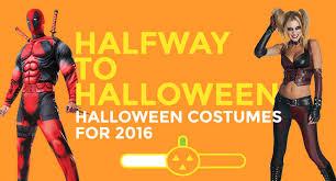 Deadpool Halloween Costume Halfway Halloween Costume Ideas 2016 Halloween Costumes Blog