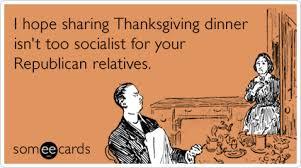 thanksgiving ecard i thanksgiving dinner isn t