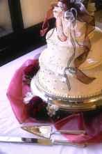 chocolate wedding cake recipe rich and dark or light and delicate