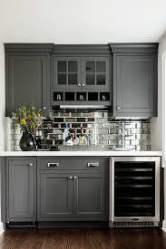 mirror backsplash kitchen kitchen mirrored bar backsplash pictures decorations inspiration