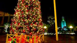 christmas lights los angeles christmas decor