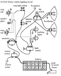automotive lighting system wiring diagram efcaviation com