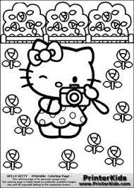 kitty paradise island coloring kitty kid u0027s