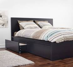Ikea Malm Bed With Nightstands Sample Bed Woon Inspiratie Pinterest Ikea Malm Beds And Malm