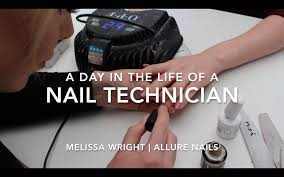 experience a day in the life at allure nails with owner melissa