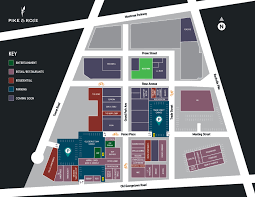 Mall Of America Parking Map by Premier Retail Experience Shopping In North Bethesda Md