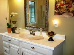 Bathroom Vanity Makeover Ideas by Bathroom Makeovers On A Budget Kitchen U0026 Bath Ideas Amazing
