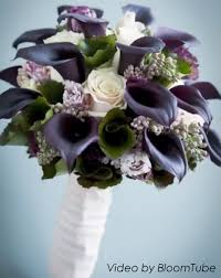how to make a wedding bouquet how to make a wedding bouquet calla and roses