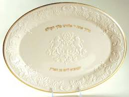 lenox judaic collection challah tray sabbath challah tray for