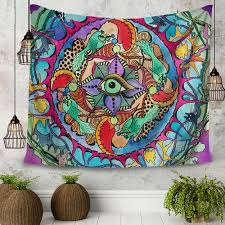 Tapestry On Bedroom Wall Compare Prices On Knitted Wall Hangings Online Shopping Buy Low
