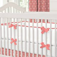 nursery beddings coral baby nursery bedding as well as