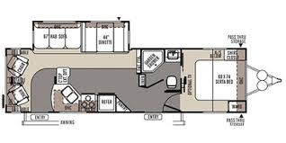 Rockwood Travel Trailer Floor Plans Forest River Rockwood Ultra Lite Rvs For Sale Camping World Rv Sales